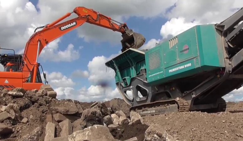 Total Demolition Crushing and Screening