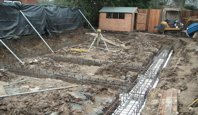 Total demolition Groundwork Contractor